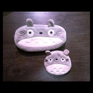 Hot Topic Bags - 😻My Neighbor Totoro Pouch Set😻
